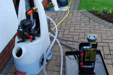 Power Flushing Bromley